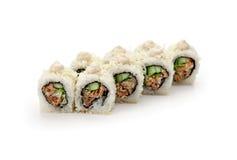 Petit pain de sushi Photos stock