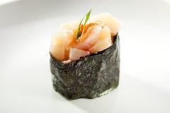 Petit pain de sushi de Gunkan photos libres de droits