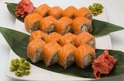 Petit pain de sushi Philadelphie Image stock