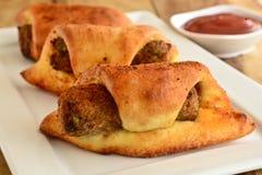 Petit pain de Veg d'Indien photo stock