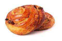 Petit pain doux délicieux Photos libres de droits