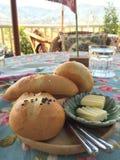 Petit pain français Images libres de droits