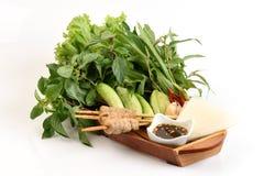 Petit pain vietnamien ou Namnuang d'été images stock