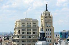Petit Palace Alcala Torre, Madrid, Spain Royalty Free Stock Image