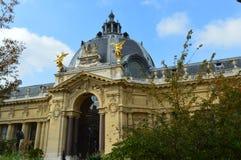 Petit Palais photographie stock
