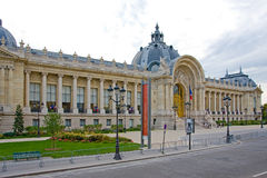 The Petit Palais Royalty Free Stock Images