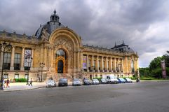 Petit palais Royalty Free Stock Photo