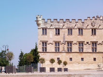 Petit Palais in Avignon, France. Petit Palais in Avignon, in the south of France Stock Image