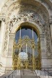 Petit Palais of Klein Paleis in Parijs Royalty-vrije Stock Afbeeldingen