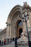 Petit Palais (liten slott) är ett museum i Paris Royaltyfria Foton