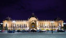 Petit Palais (den små slotten) royaltyfri bild