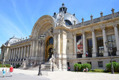 Petit Palais, Paris Royalty Free Stock Photos