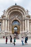 Petit Palais Paris France Stock Image