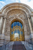 Petit Palais in Paris, France Royalty Free Stock Photography