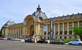 Petit Palais in Paris, France Royalty Free Stock Images
