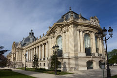 Petit Palais, Paris Royalty Free Stock Image