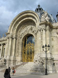 Petit Palais, Paris. The Petit Palais (small palace) is an art museum in the 8th arrondissement of Paris, France. It was built for the 1900 Universal exhibition Royalty Free Stock Photography