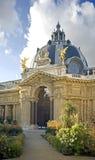 Petit palais (petits palais) à Paris 1 Photographie stock
