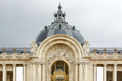 Petit Palais, Small Palace museum in Paris Stock Photography