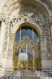 Petit Palais or Small Palace in Paris Royalty Free Stock Images