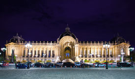 Petit Palais (Small Palace) Royalty Free Stock Image