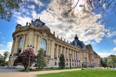 Petit Palais w wiośnie Zdjęcie Royalty Free
