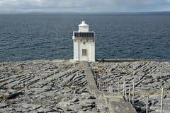 Petit phare Photo libre de droits