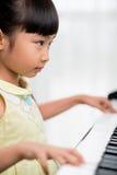 Petit pianiste images stock