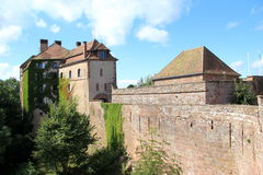 Petit-Pierre en Alsace Photographie stock libre de droits