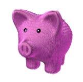 Petit porc velu Photos stock
