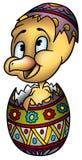Petit poulet Image libre de droits