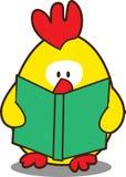 Petit poulet mignon Photo stock