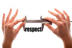 Petit respect image libre de droits