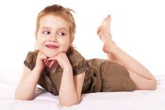 Petit rêveur Photo libre de droits