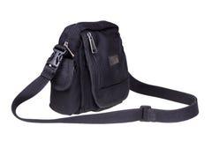 Petit sac noir Image stock