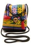 Petit sac tricoté Honduras Images libres de droits