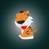 Petit tigre Photo stock