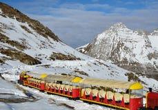 Petit train d'Artouste on the route Royalty Free Stock Photo