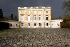 The Petit Trianon - Versailles Royalty Free Stock Image