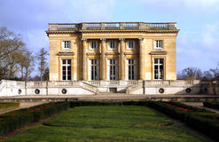 The Petit Trianon - Versailles Stock Image