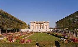 Petit Trianon in Versailles, Paris Stock Images
