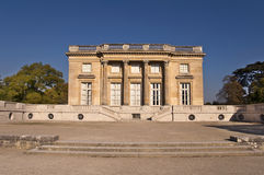Petit Trianon in Versailles, Paris Stock Photos