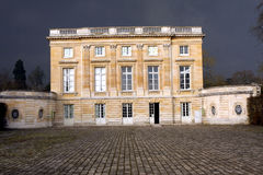 The Petit Trianon - Versailles Stock Photography
