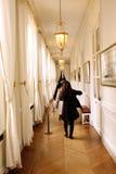Petit Trianon Versalles Fotos de archivo libres de regalías