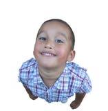 Petit type mignon Photos libres de droits