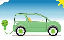 Petit véhicule électrique Illustration Stock