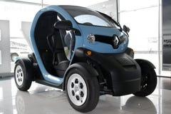 Petit véhicule électrique Photographie stock