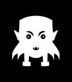 Petit Vampire Cartoon Illustration Stock Photos