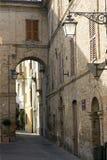 petit village italien Image stock