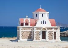 Petite église orthodoxe Photos libres de droits